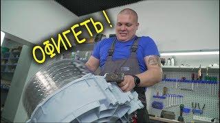 Замена подшипников в стиральной машине Bosch Siemens (Часть 1)