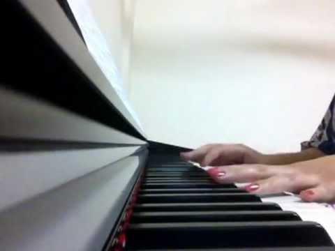 Vanessa Carlton's Ordinary Day (Piano Cover)