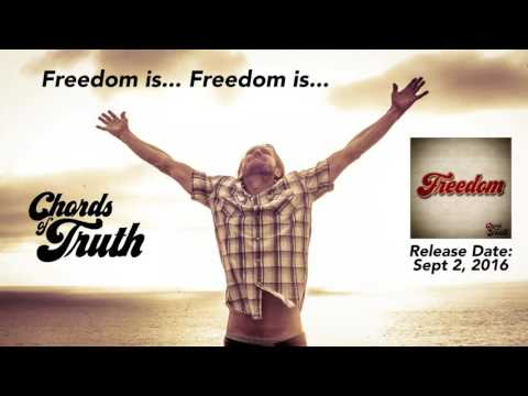 Freedom - Chords of Truth (Lyrics Video)