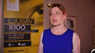 Ines Tanović, redateljica filma Naša svakodnevna priča