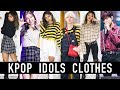 Wearing The Same Clothes As KPOP Idols! BTS, EXO, GOT7, BLACKPINK | EVERYTHING BTS | Nava Rose