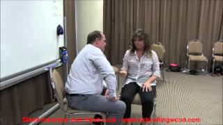 Energetic Hypnosis Silent Induction & Hand Lock