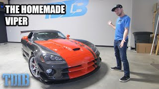 homepage tile video photo for This Sketchy HOMEMADE Carbon Fiber Viper is TERRIFYING(850HP)