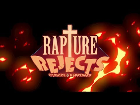 Cyanide and Happiness's Rapture Rejects(Early Access)*** |