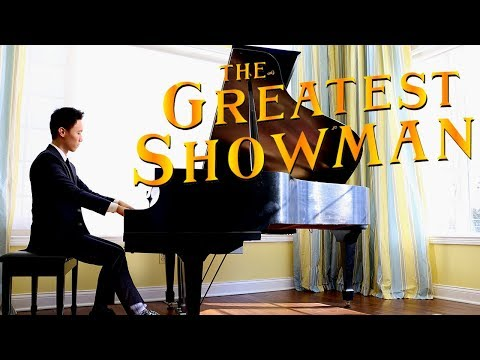 The Greatest Showman Piano Medley (All Songs) - YoungMin You