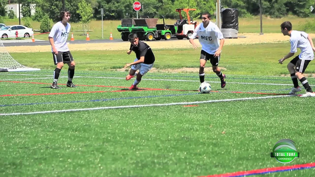 outdoor turf soccer field total sports live youtube