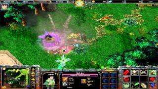 Обзор на карту Naruto vs Bleach 2.0e