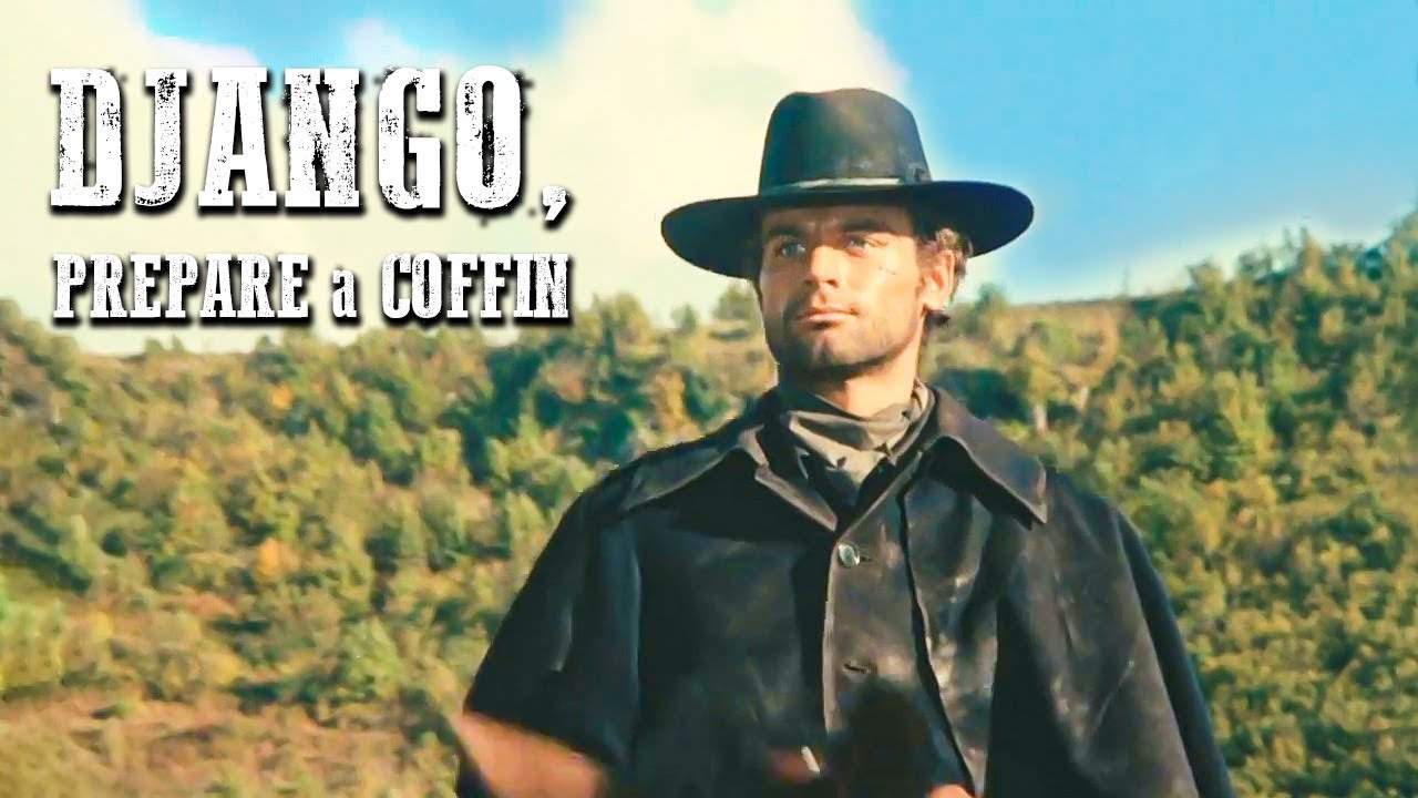 Download Django, Prepare a Coffin   WESTERN   Free Action Movie starring Terence Hill   Full Cowboy Film