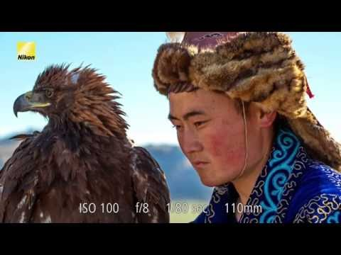 Discover NIKKOR lenses: 70-200mm f/4G ED VR, golden eagles, Mongolia