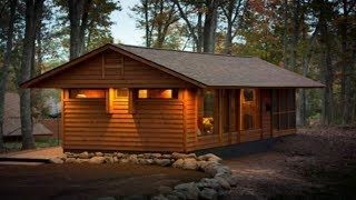 Spacious Rustic Living By Escape Homes In Under 400 Beautiful Square Feet!