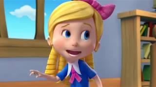 Голди и Мишка и Волшебная карта Серия 10 Домик поросят Мультфильм Disney