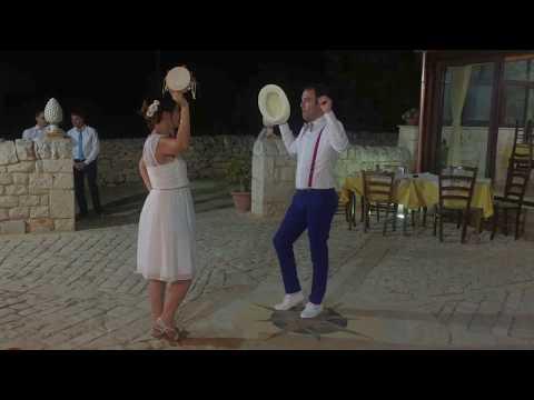 Ouverture de Bal de Mariage Sicilien : Tarantella Parigina