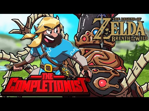 Zelda Breath of the Wild Review | The Completionist