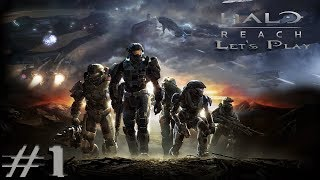Halo: Reach (Xbox 360/One) - Part 1 - It's the Winter Contingency