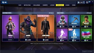 *NEW*Old School Emote & Raven Skin Back! Fortnite Item Shop May 20, 2019