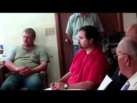 (3of8) Bd. Members-Okla. Rural Water Dist2 Mtg-Violations