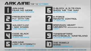Arkaine - Top 10 October 2011
