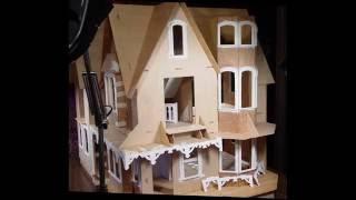 Greenleaf Dollhouse Construction