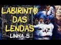 🔴 Live! Bruno No Labirinto Das Lendas  Labyrinth Of Legends Mcoc  - Linha 5 - Pa