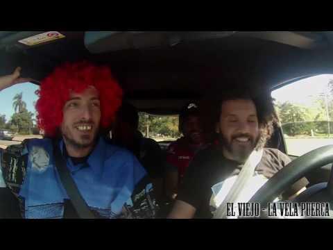 Once Tiros karaoke auto piscina (No, gracia a Bo!) Parte 02