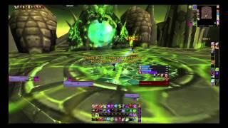 Warlock Green Fire Quest in 6.2