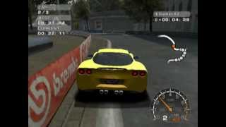 Corvette Evolution GT (PS2 Gameplay)