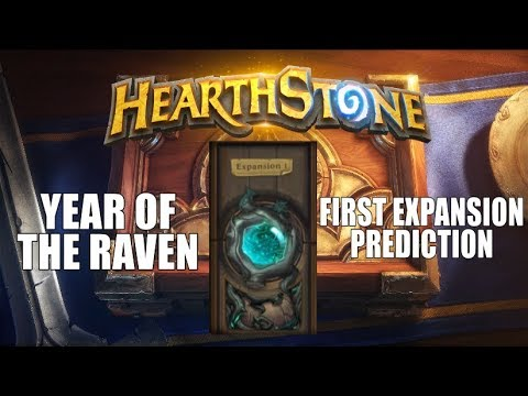 Hearthstone | Year of the Raven | First Expansion Prediction with Lore
