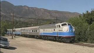 CA Rail 2020 Conference Excursion Special