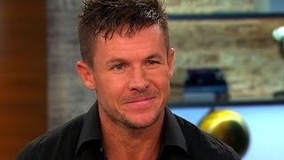 "Free-faller Felix Baumgartner joins ""CBS This Morning"" to discuss his experience and new video of his record-breaking jump."