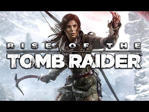 Фильм Rise of the Tomb Raider (полный игрофильм, весь сюжет) [60fps, 1080p]