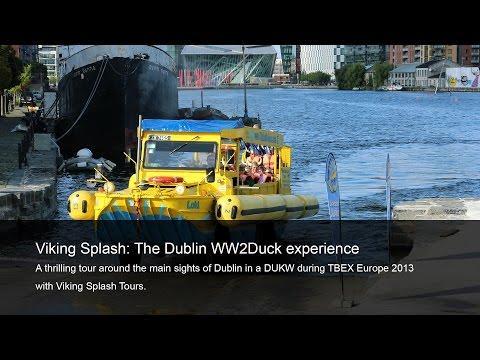Viking Splash: The Dublin WW2Duck experience   #tbex