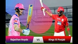 IPL 2020 LIVE | RR VS KXIP, 9th Match - Live Cricket Score | GAME PLAY