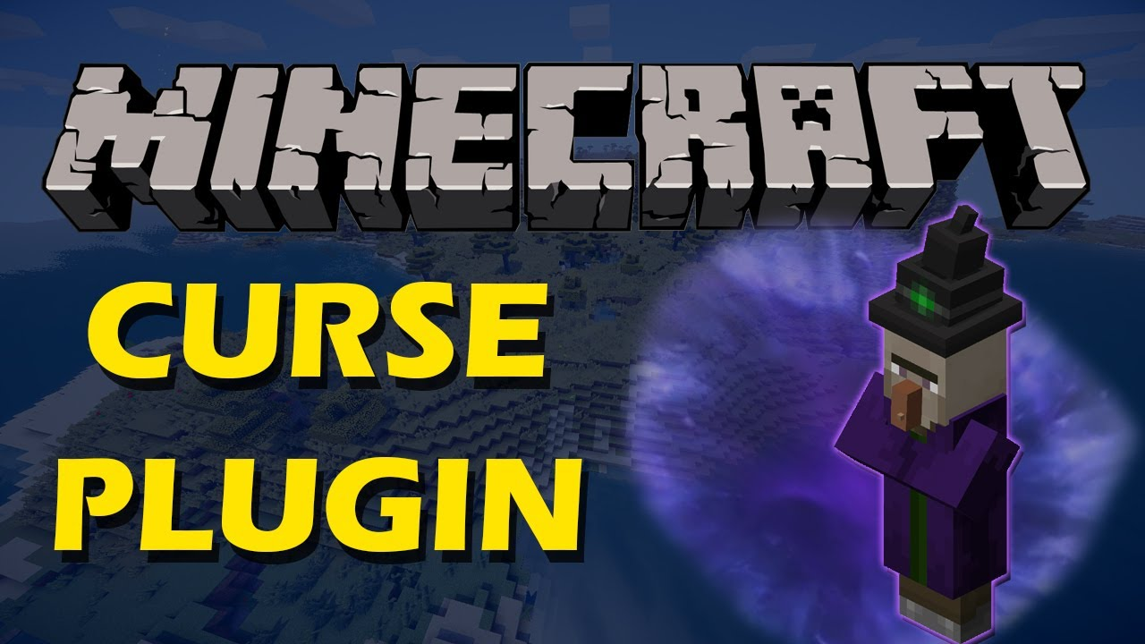 Troll players in Minecraft with Curse Plugin