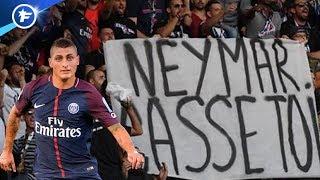 Marco Verratti réagit aux insultes du Parc des Princes envers Neymar