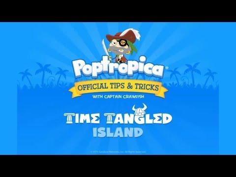 Official Poptropica Walkthrough: Time Tangled Island