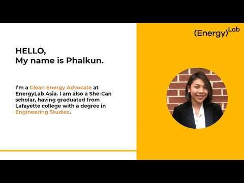 Webinar: Exploring Cambodia's Energy Future for Global Cambodian Scholars