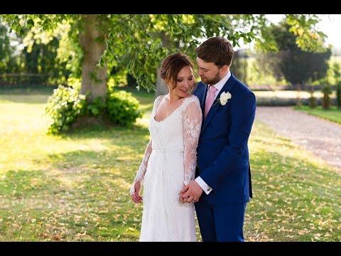 English Country Wedding Highlights Slideshow