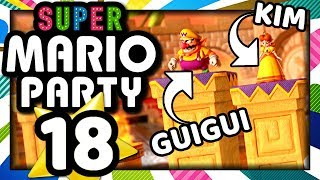 SUPER MARIO PARTY EPISODE 18 MARIOTHON EN DUO : TOUS LES TROPHÉES ! (NINTENDO SWITCH)