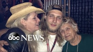 Mother's Loss Helps Man Receive Rare Face Transplant