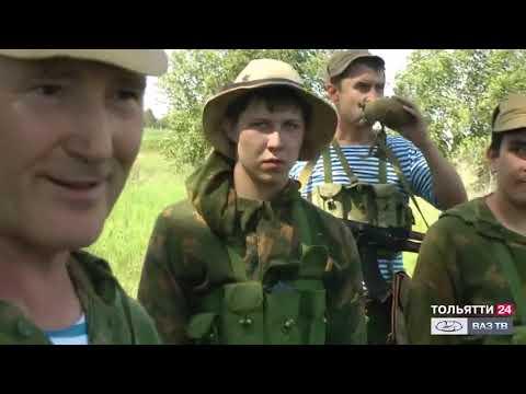 «Знамя Победы». Полевой выход.