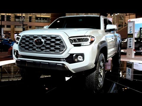 NEW 2020 TOYOTA TACOMA - EXTERIOR AND INTERIOR - GREAT TOYOTA PICKUP
