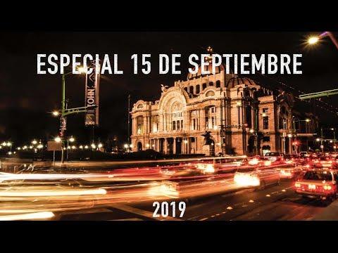 3 Leyendas Mexicanas Especial 15 De Septiembre 2019