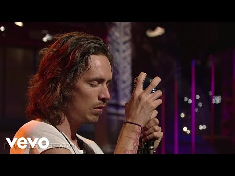 Incubus - In The Company of Wolves (Live on Letterman)