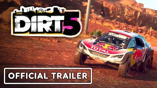 Dirt 5 - Official Red Bull Revolution Update Launch Trailer