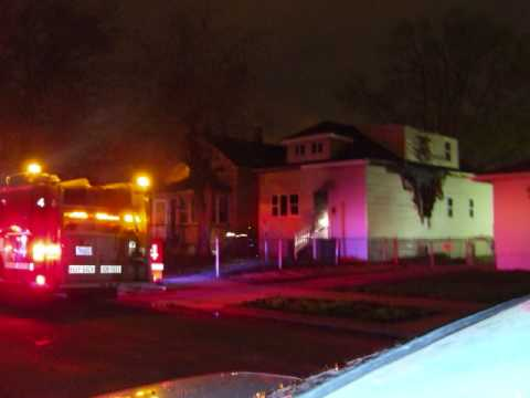 Devils Night In Gary Indiana 4 Fires In 3 Hours YouTube
