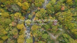 Okutone Yukemuri Kaido / Drone Shoot by Phantom4Pro+