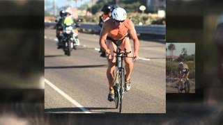 Lance Armstrong Wins Superfrog Triathlon Retro Style in a Speedo