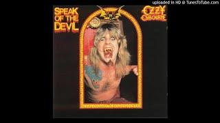 Ozzy Osbourne - Fairies Wear Boots (Speak of the Devil 1982)