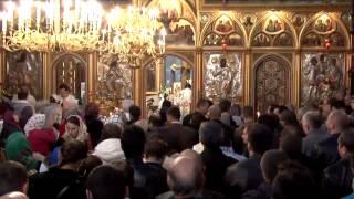 DIRECT Catedrala Paris, 8 noiembrie 2015