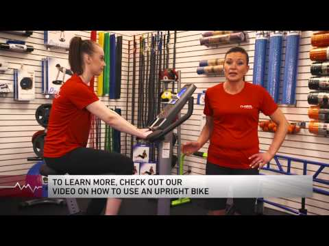 How to Set Up an Upright Bike - Flaman Fitness Learn Series